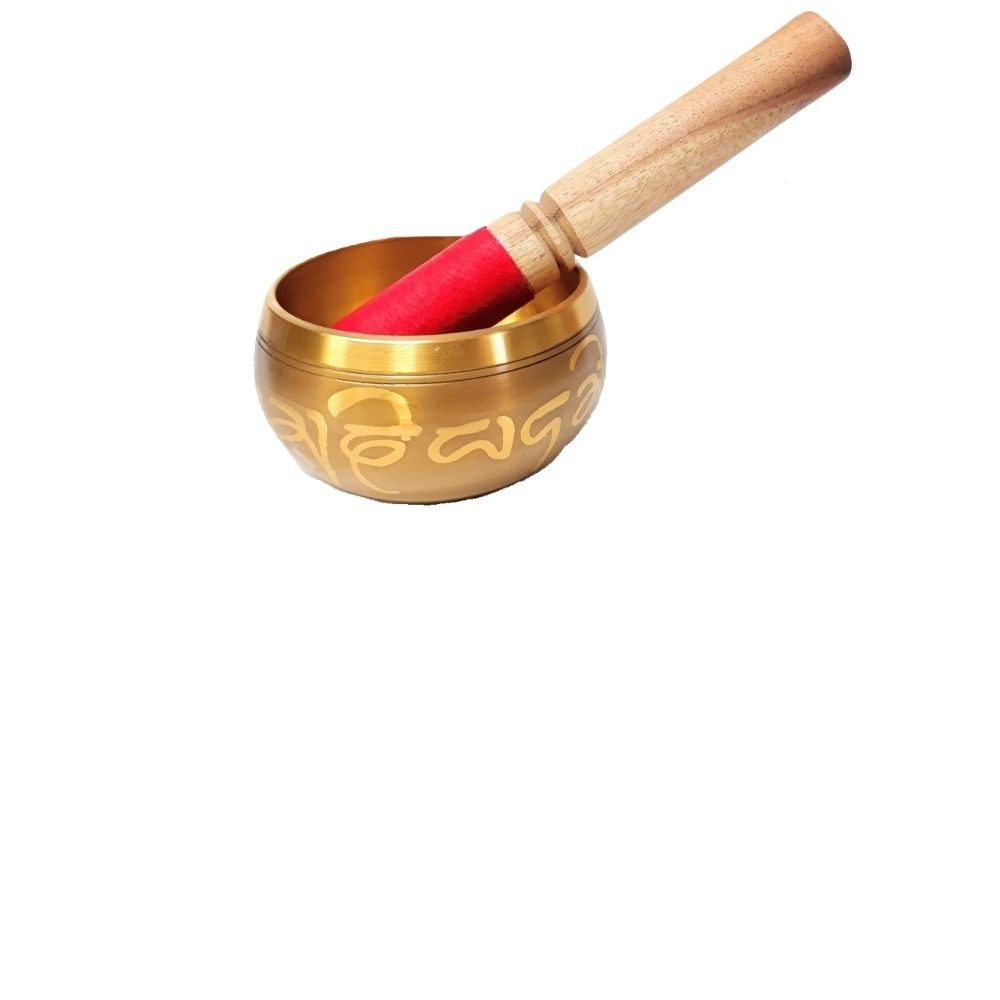 Sino Tibetano Especial - Tigela Tibetana 9 Cm