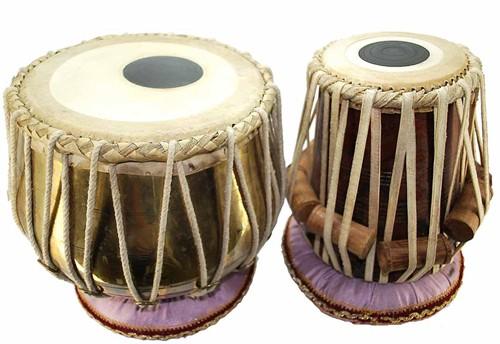 Tabla Instrumento Musical Indiano  Madeira Shisham