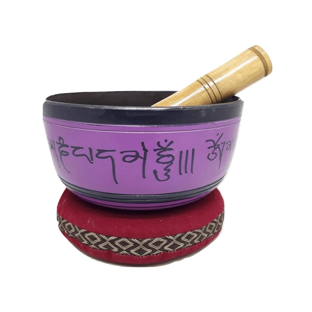 Tigela Tibetana 15cm  Excelente Sonoridade
