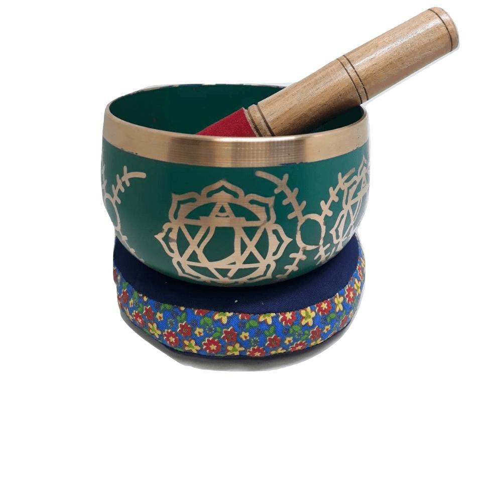 Tigela Tibetana Cantante 13cm