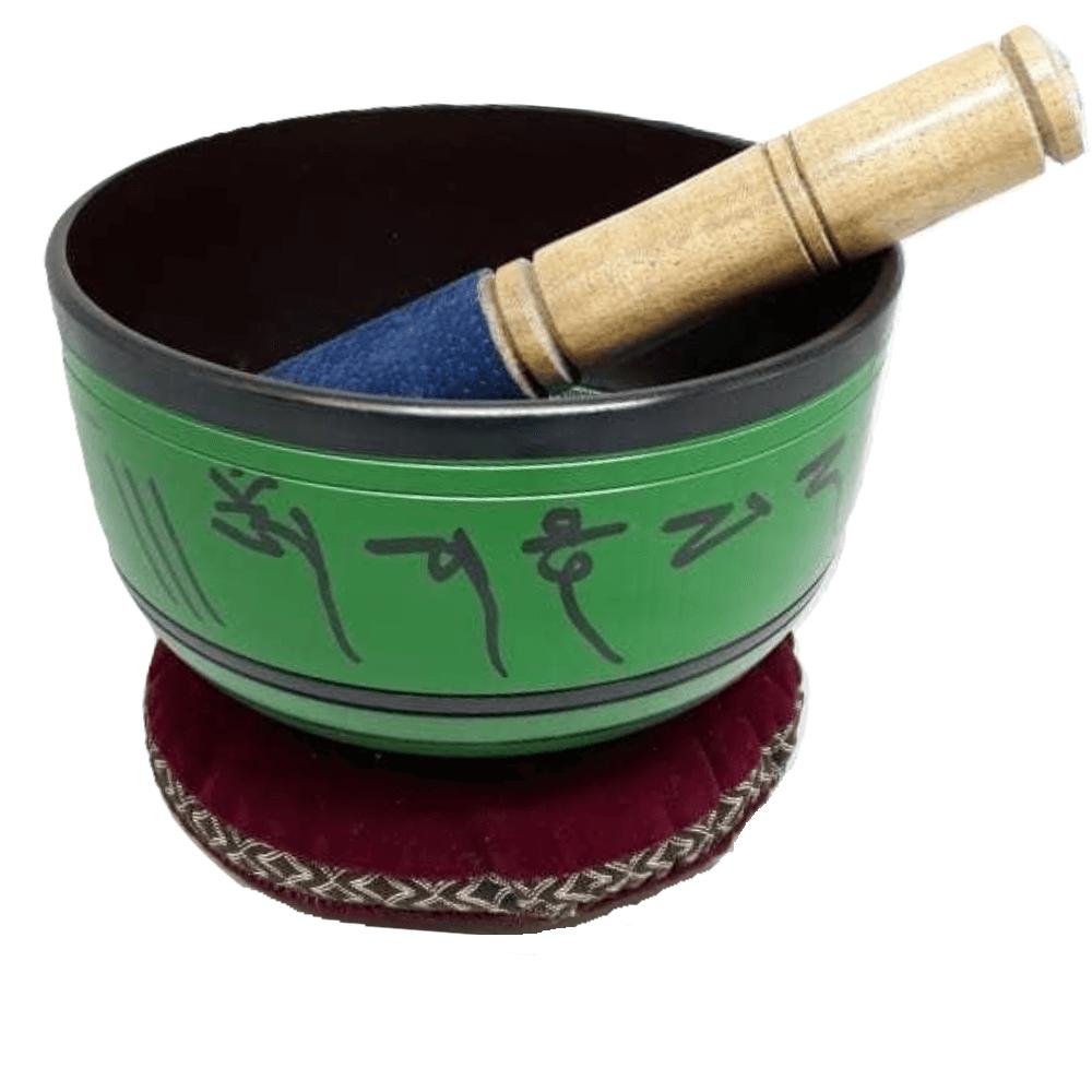 Tigela Tibetana Para Meditação Excelente Sonoridade 17 Cm