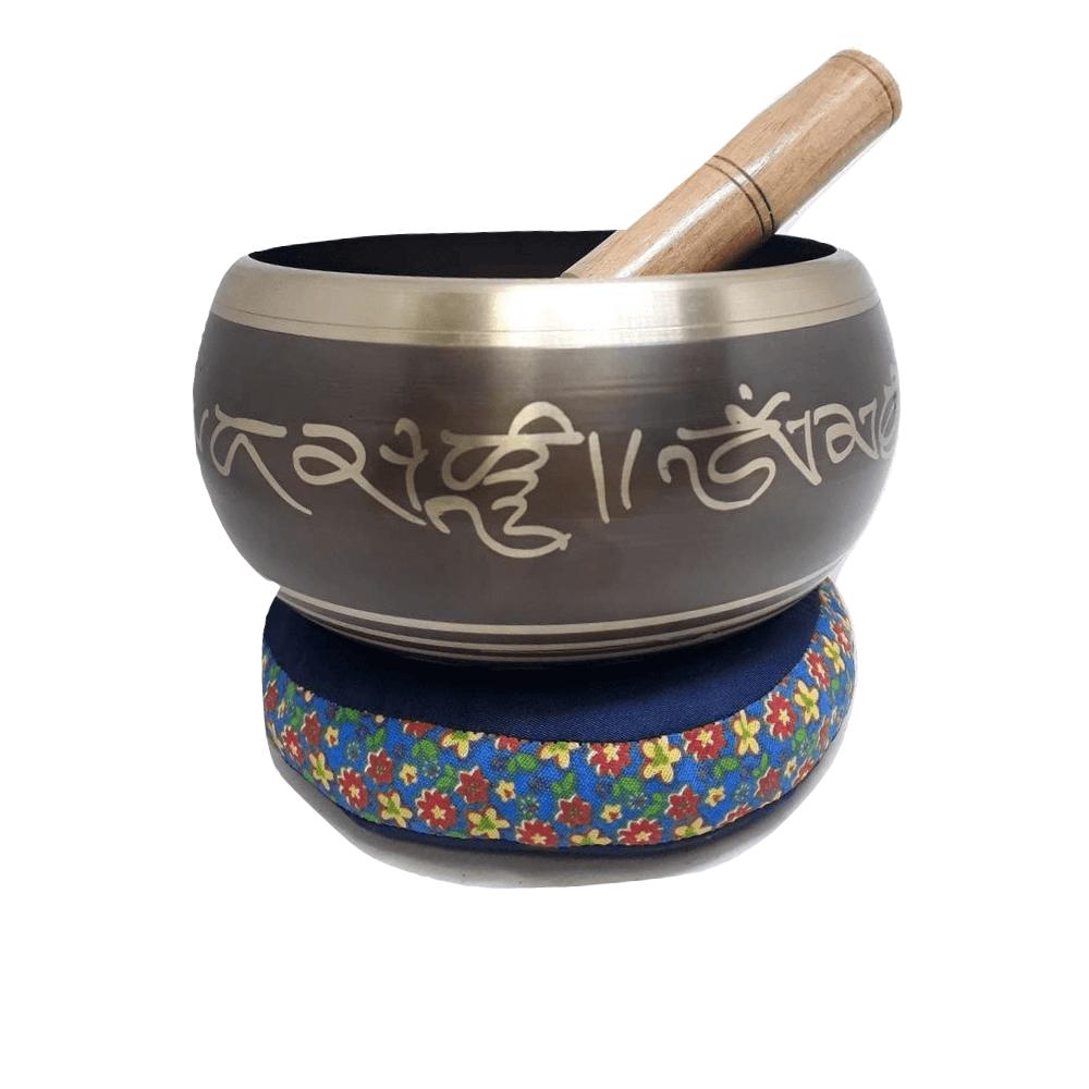 Tigela Tibetana Para Terapia  15 Cm