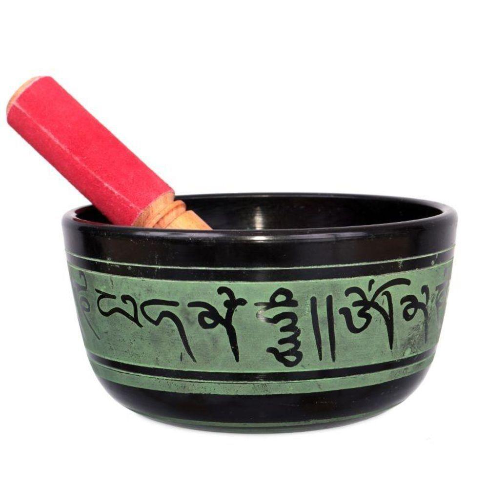 Tigela Tibetana Para Yoga e Meditação