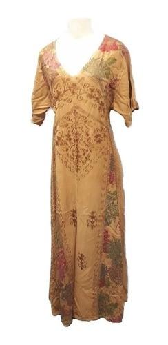 Vestido Longo Indiano Tradicional G