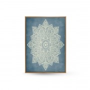 Quadro Decor Mosaico Mandala 1