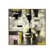 Quadro Quadro Decor Abstrato 4 Tons