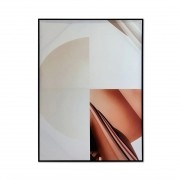 Quadro Decor Abstrato 3 Tons