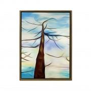 Quadro Decor Coleção Vista das Árvores 02