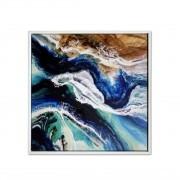 Quadro Decor Mar Abstrato 2