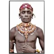 Quadro Decor Persona Angolana 1