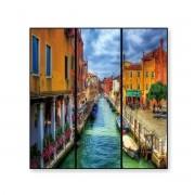 Quadro Decor Coleção Canais de Veneza