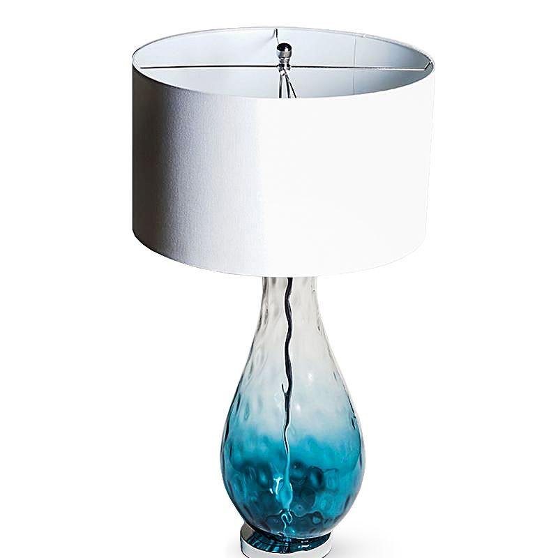 Abajur Design Glass Gota D'água