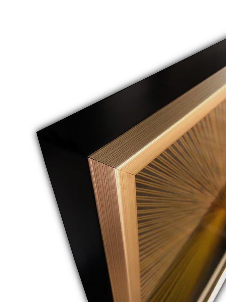 Quadro Decor Arte Linhas 3D