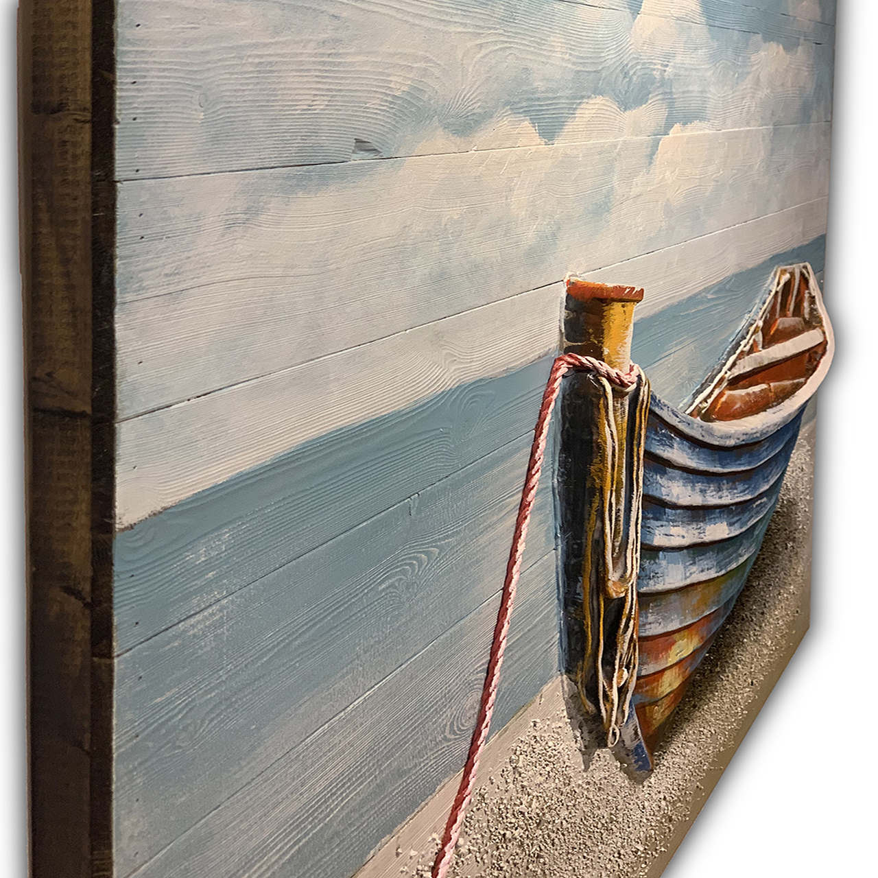 Quadro Decor Art Canoa 3D