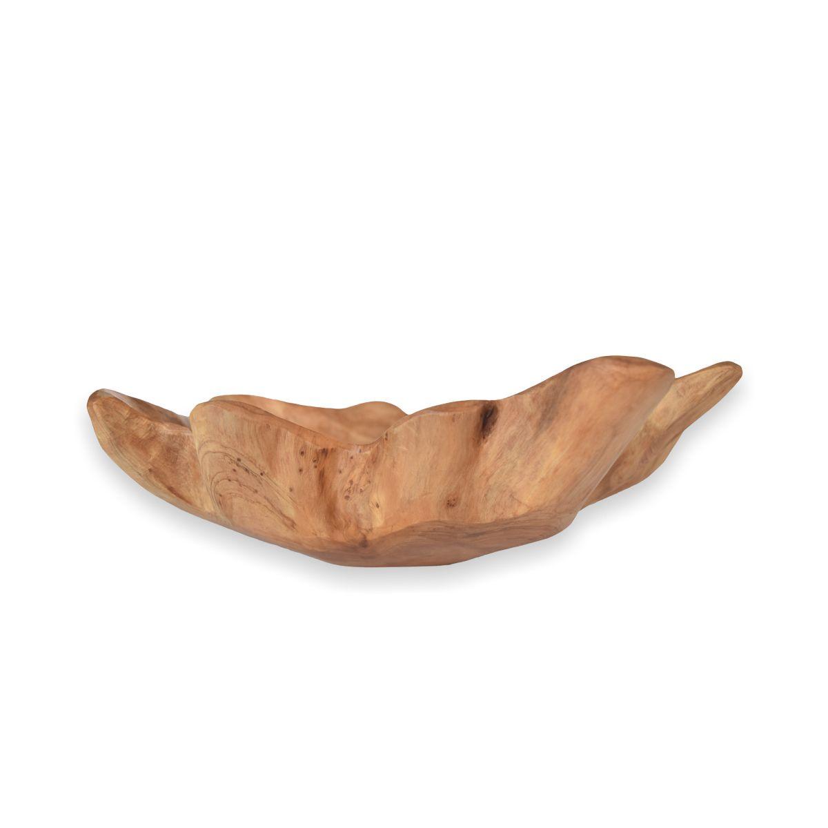Cachepot Rustic Madeira Artesanal Exclusiva 3