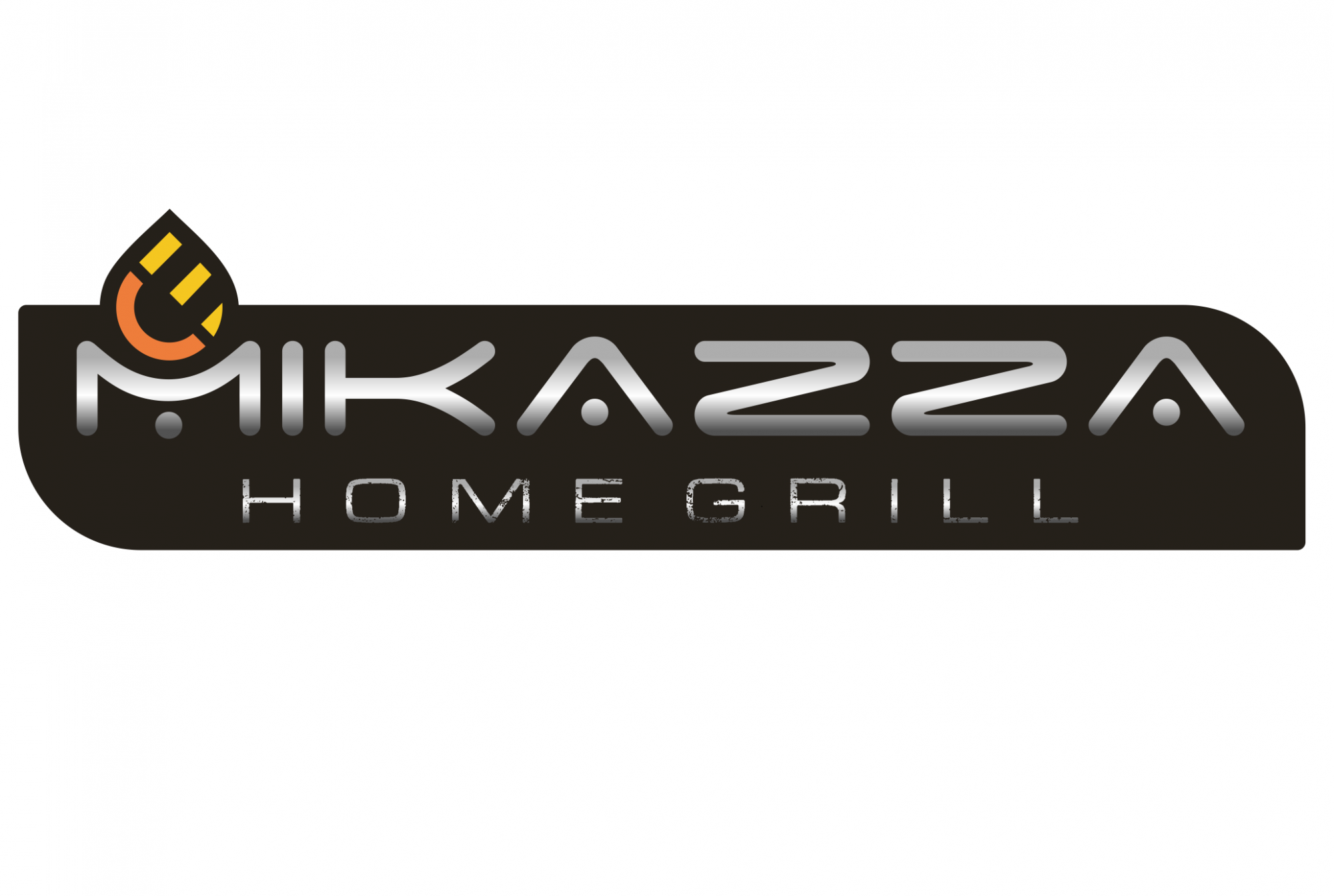 Churrasqueira a Gás Mikazza Pro 3 Portátil de Bancada