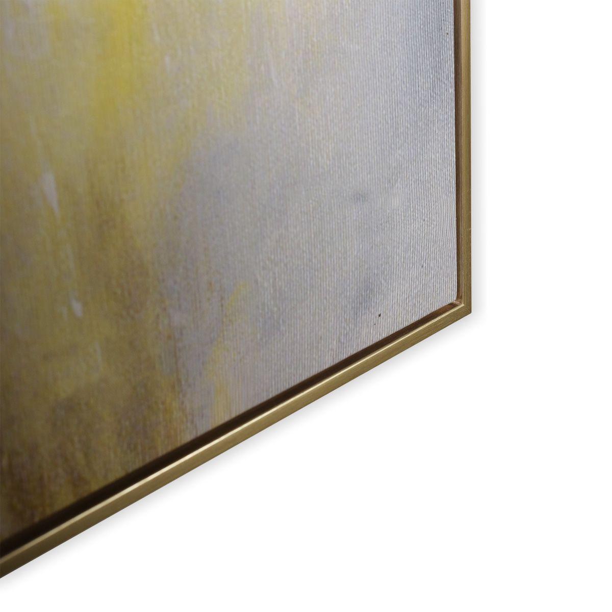 Quadro Decor Coleção Abstrato Rocha Ardente 2