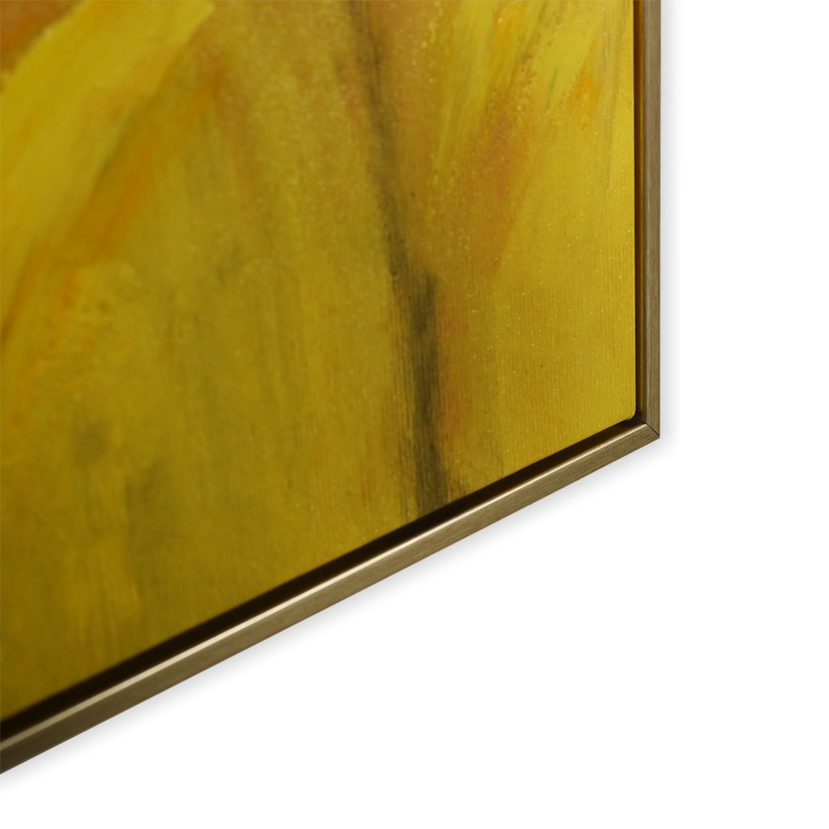 Quadro Decor Coleção Abstrato Rocha Ardente 1