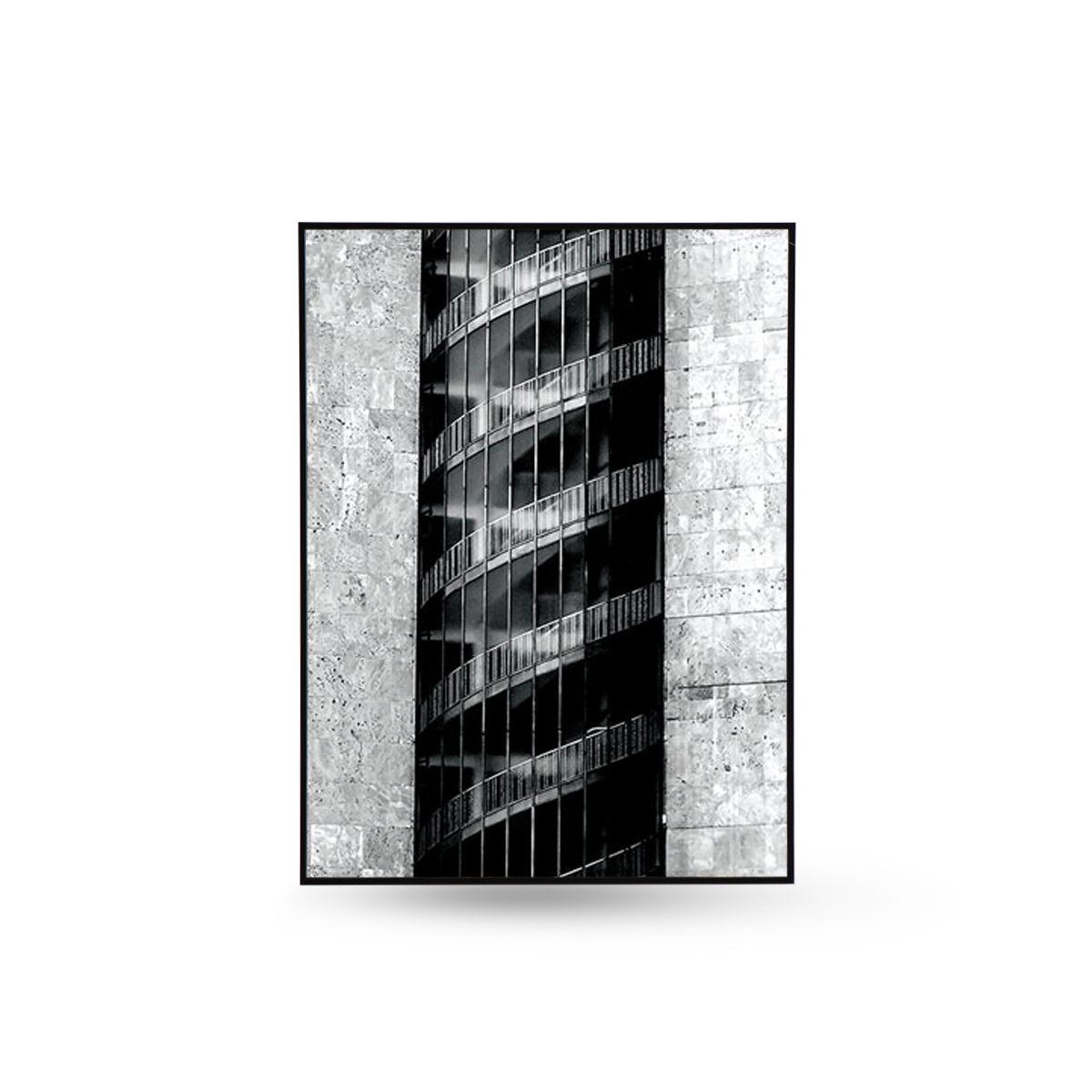 Quadro Decor Kit Coleção Contornos Modernos