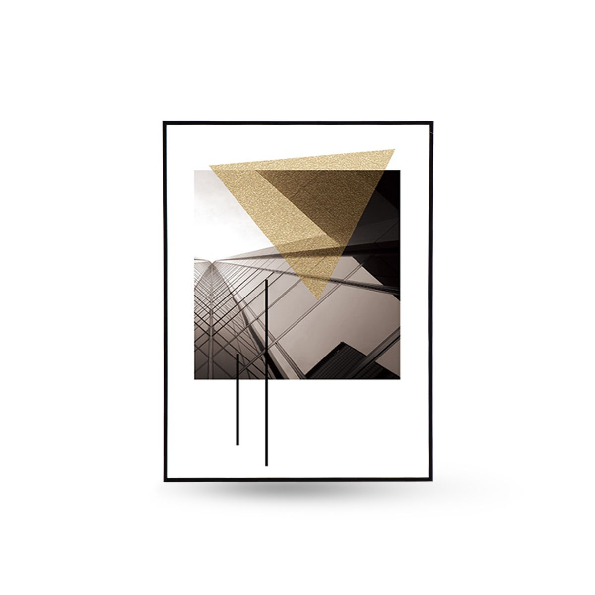 Quadro Decor Kit Coleção Homem Modernita