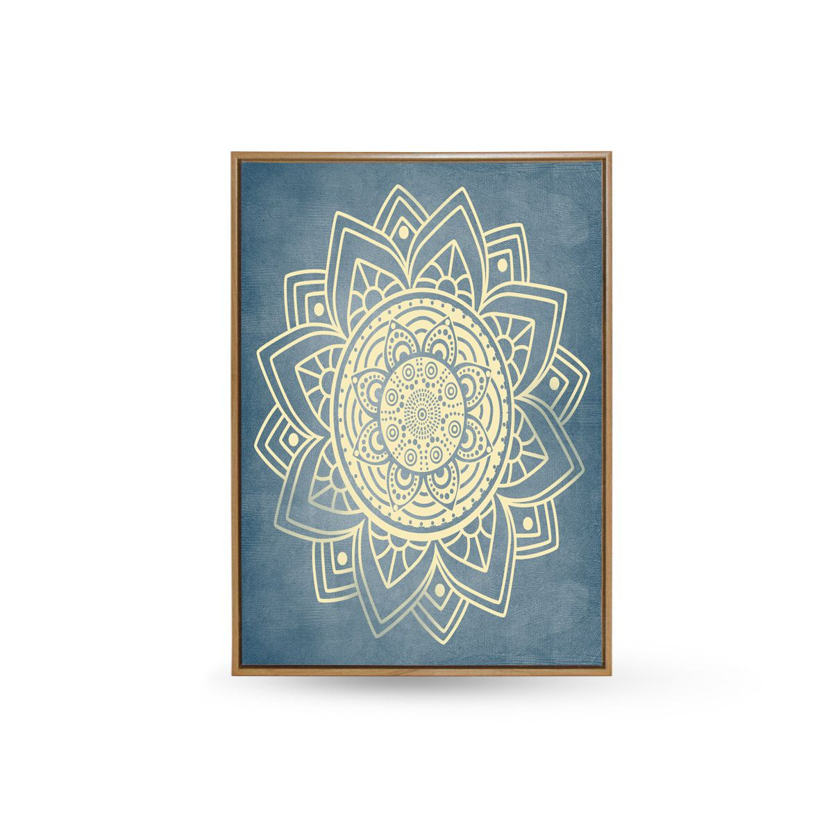 Quadro Decor Mosaico Mandala 2