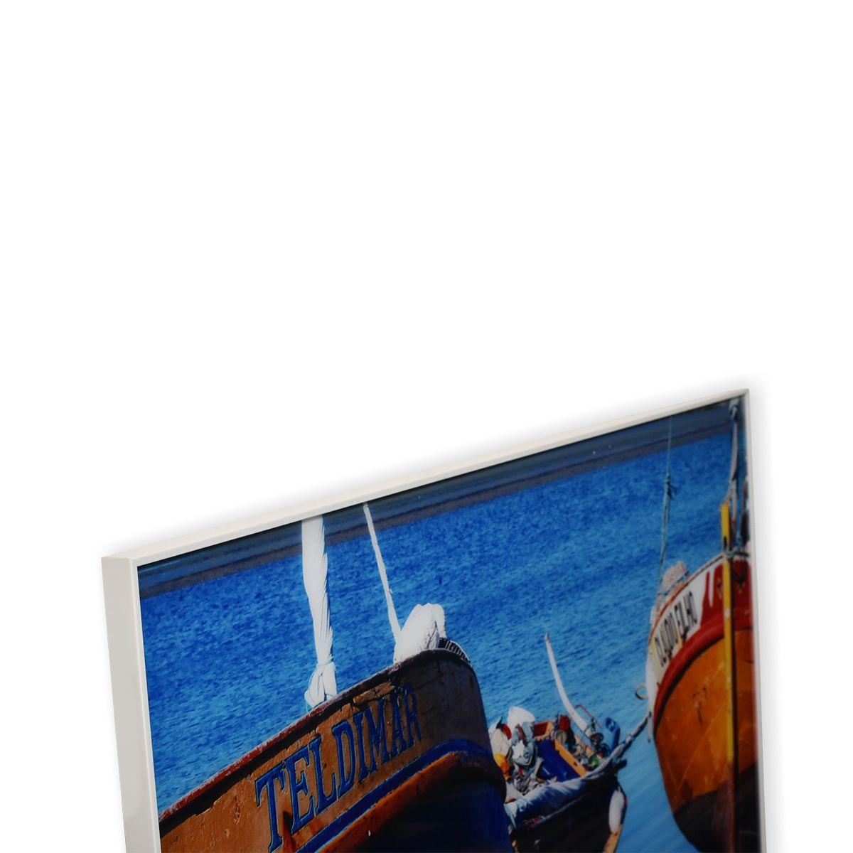 Quadro Decor Coleção Ricardo Lopes - Pesqueiros RN