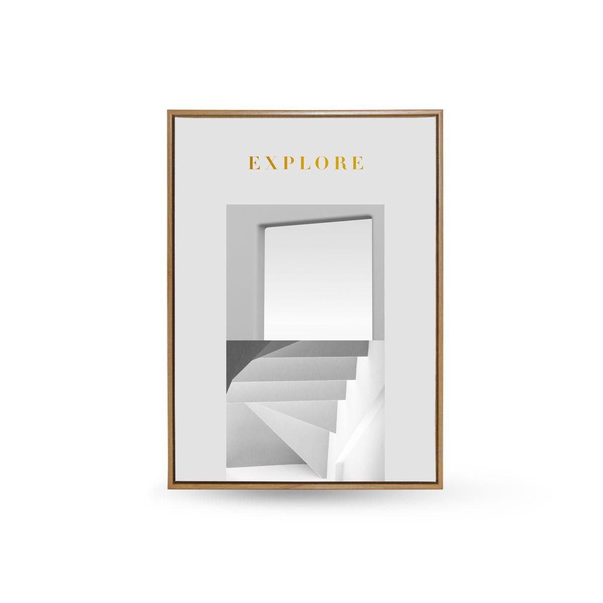Quadro Decor Coleção Escadaria 1