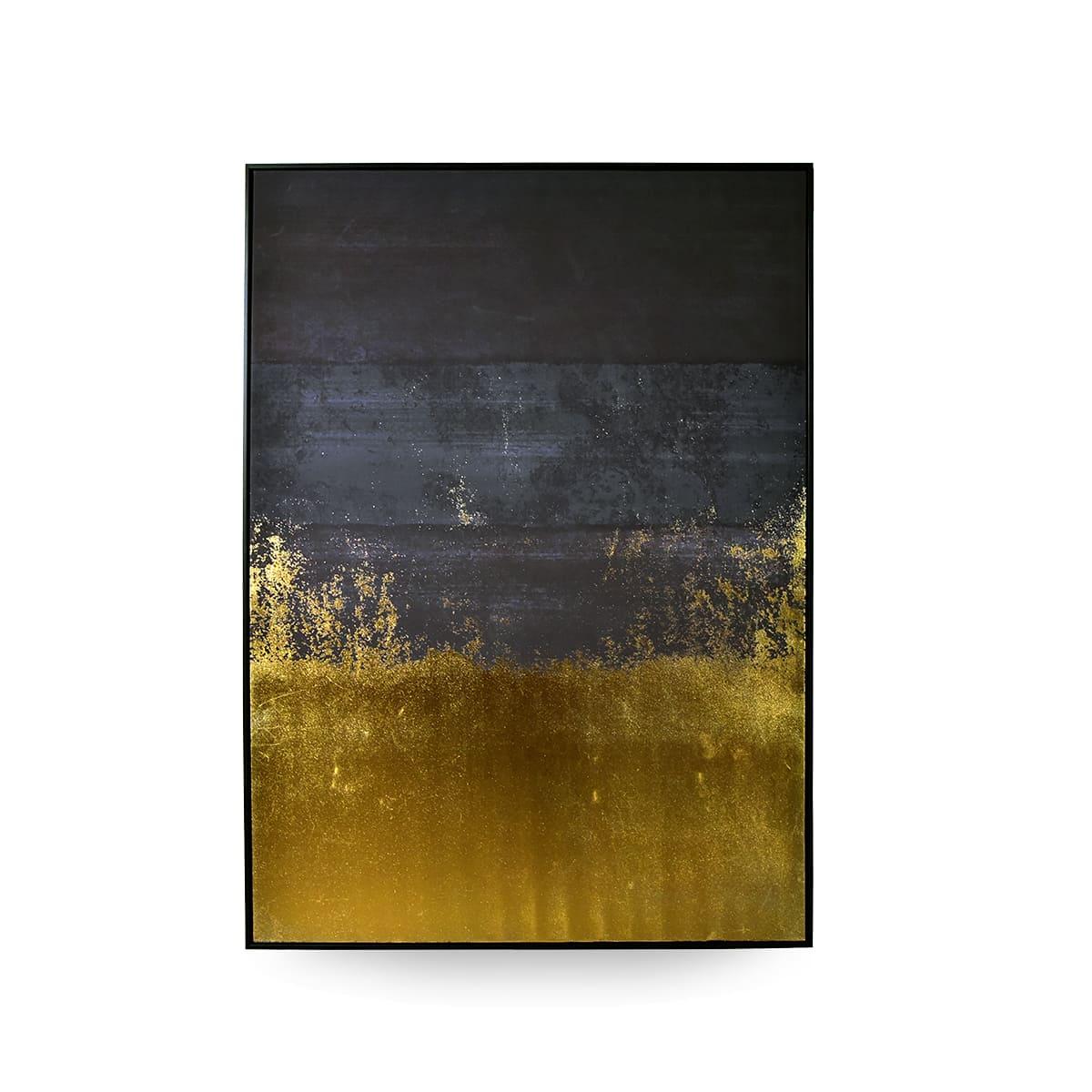 Quadro Decor O Deserto Dourado