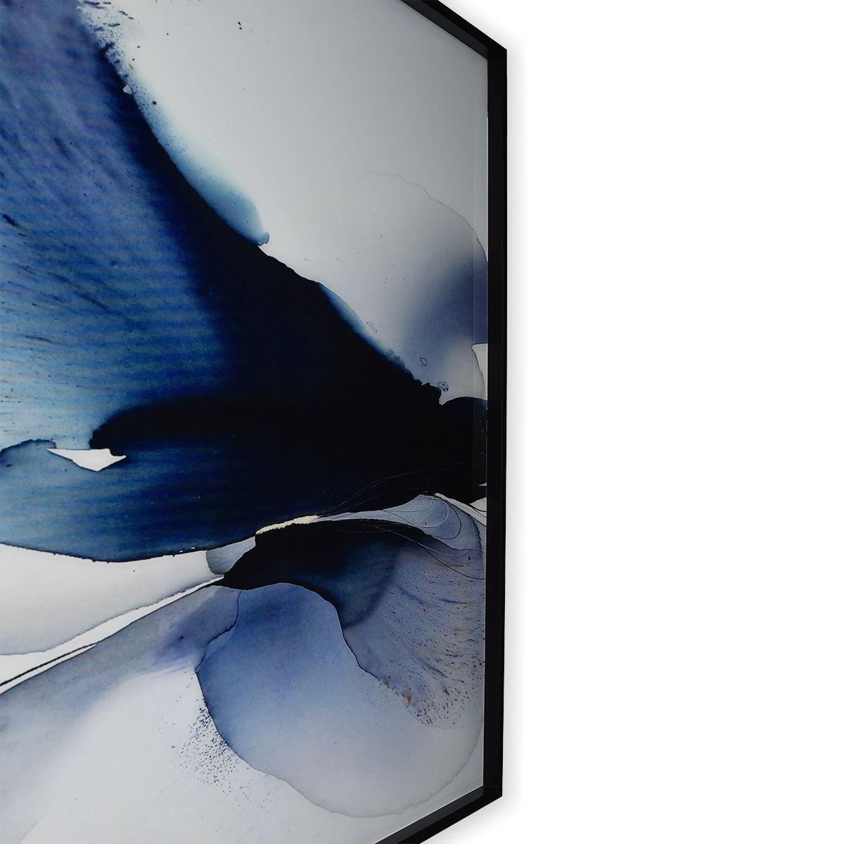 Quadro Decor Abstrato Pespectiva em Cores