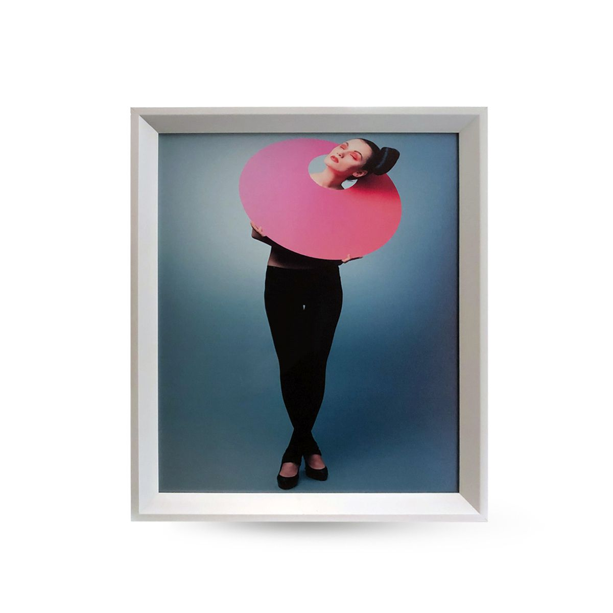 Quadro Decor Feminina Pink Fashion