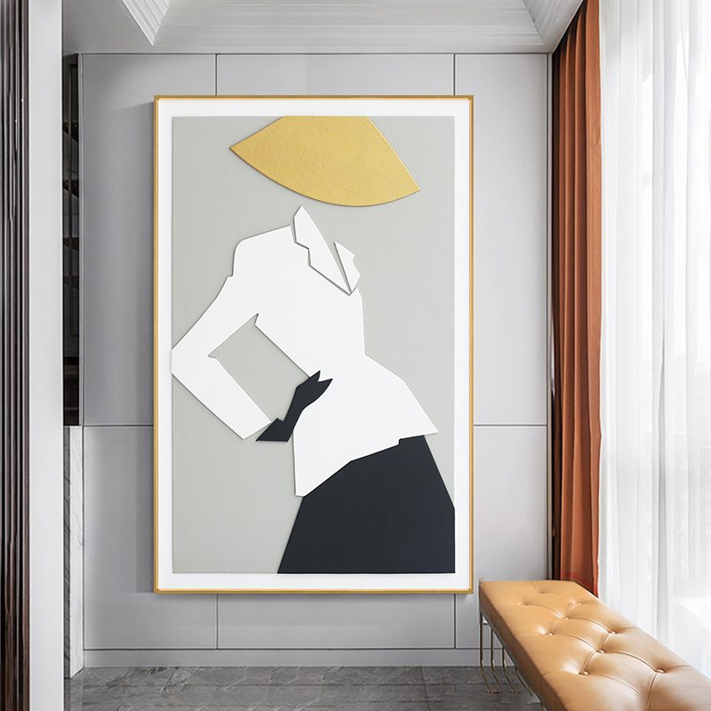 Quadro Decor A Madame