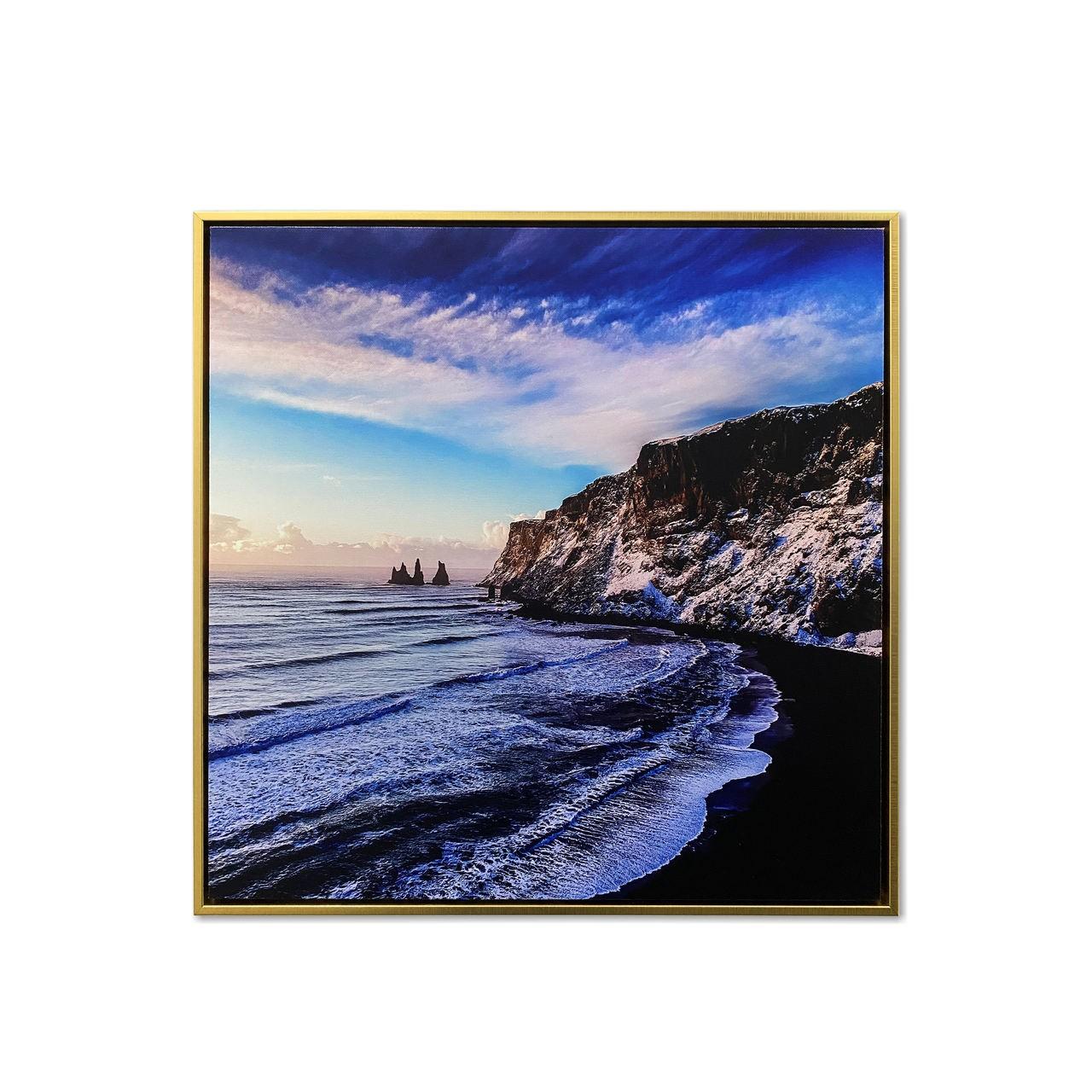 Quadro Decor A manhã na Praia