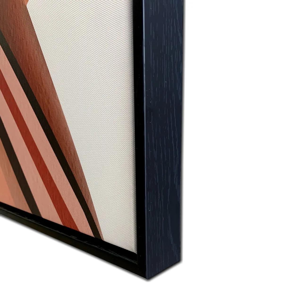 Quadro Decor Abstrato 3 Tons