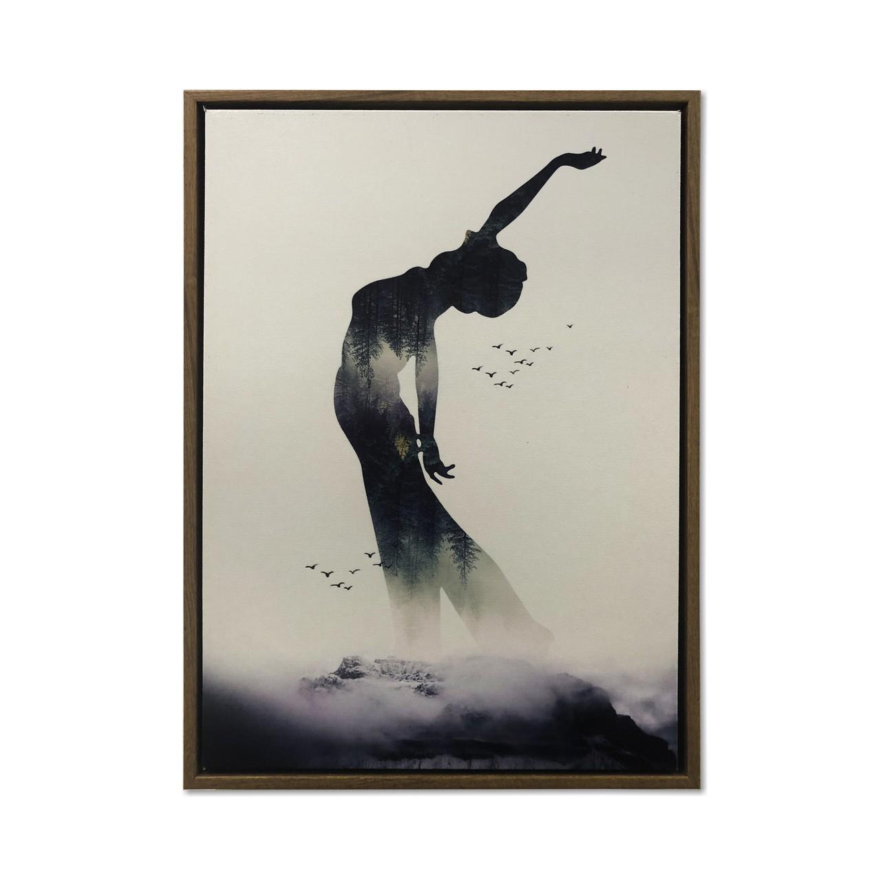 Quadro Decor Coleção Dança na Chuva 3