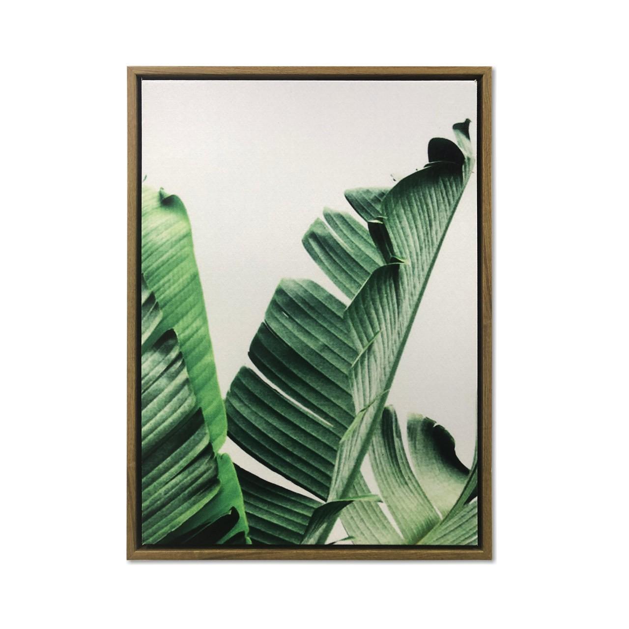 Quadro Decor Coleção Folhas Vibrantes 02