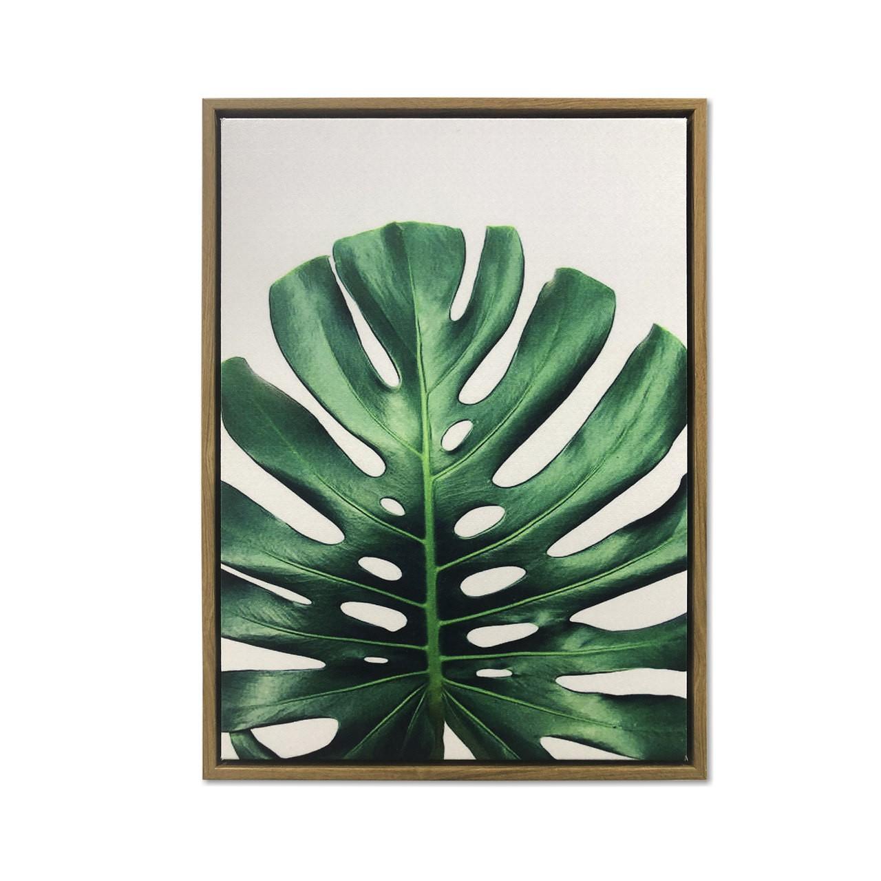 Quadro Decor Coleção Folhas Vibrantes 03