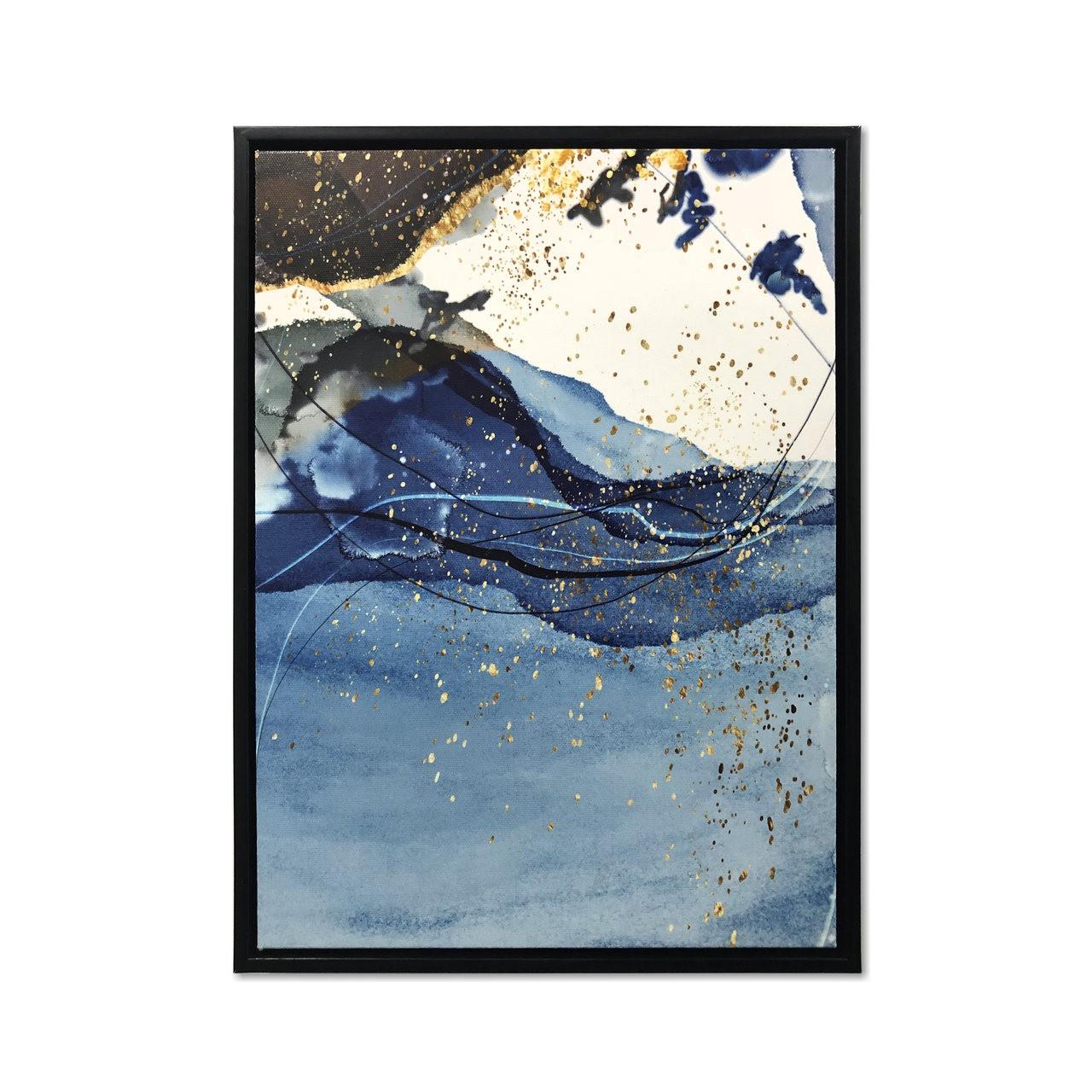 Quadro Decor Coleção Montanhas Abstratas 01