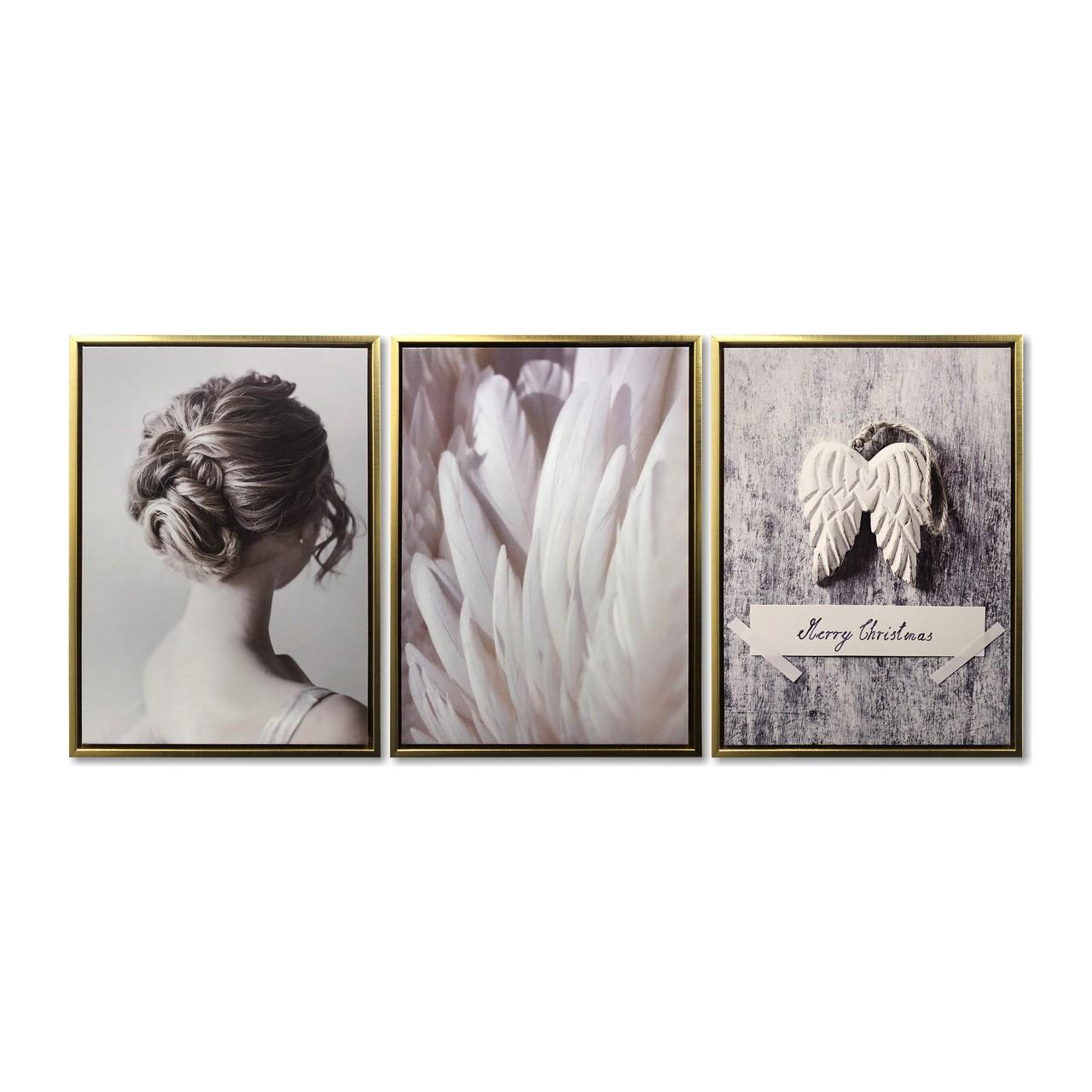 Quadro Decor Kit Coleção Angel 1