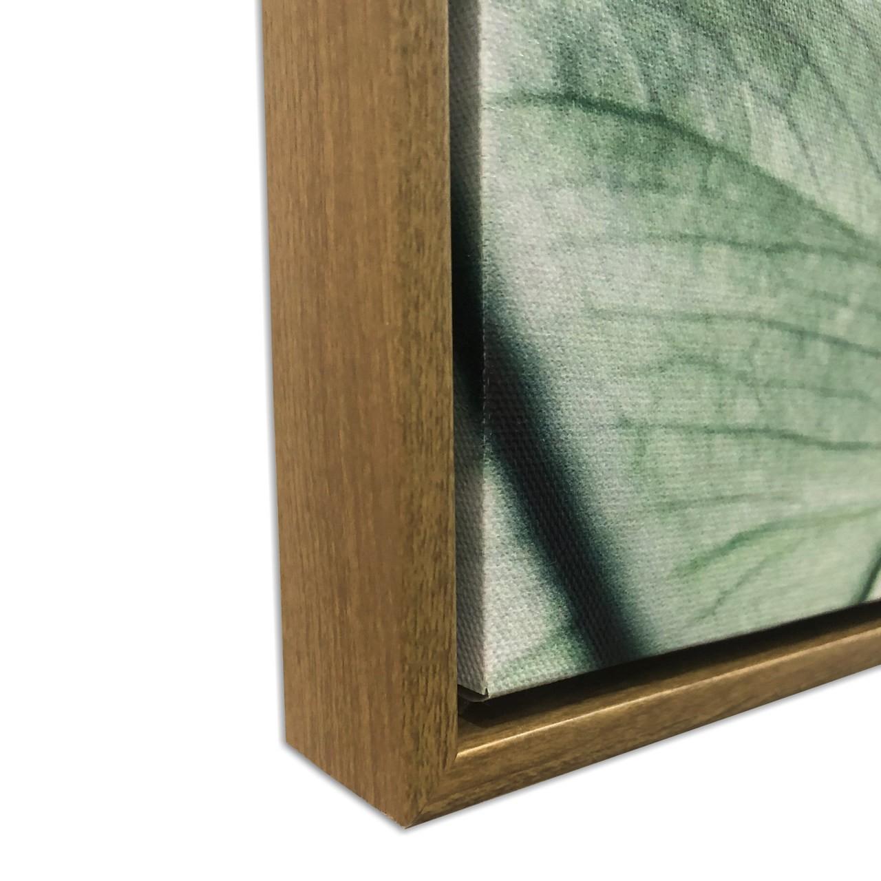 Quadro Decor Kit Coleção Folhas Vibrantes