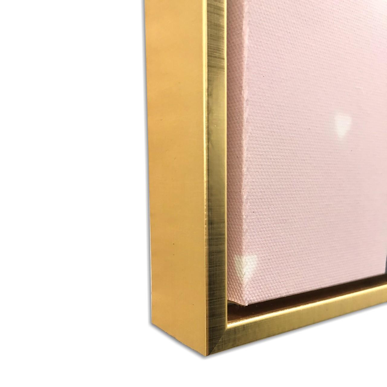 Quadro Decor Kit Coleção Pelucias Femininas Rosê