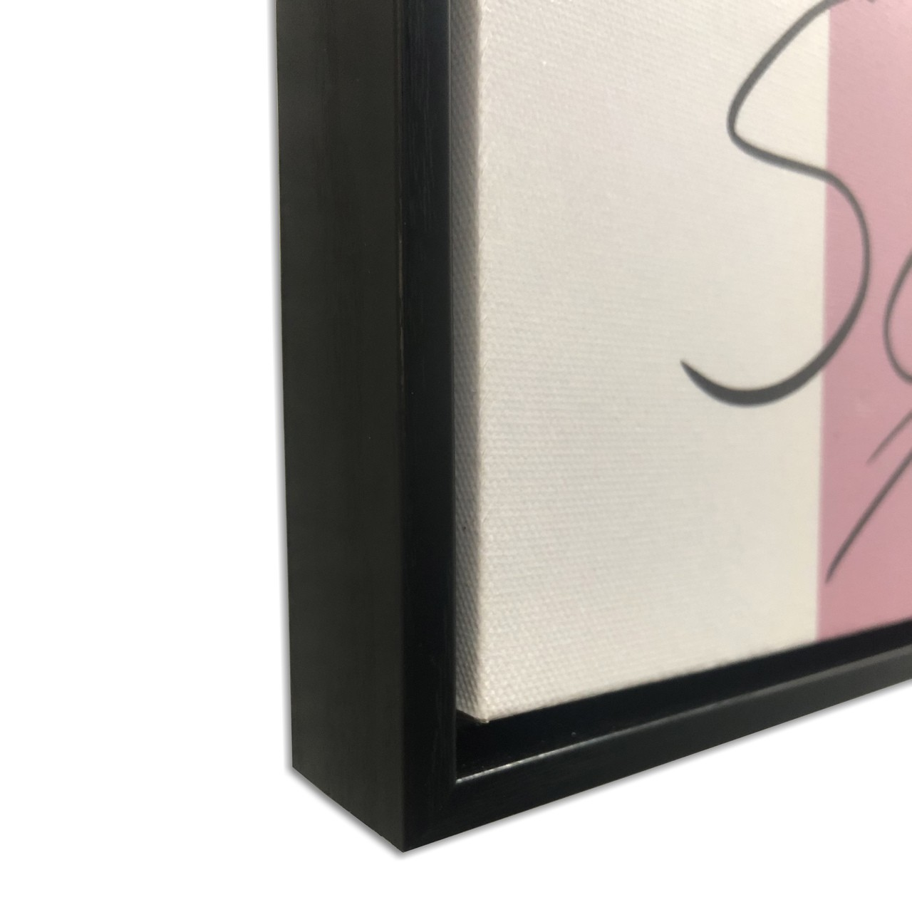 Quadro Decor Kit Coleção Recanto Rosê