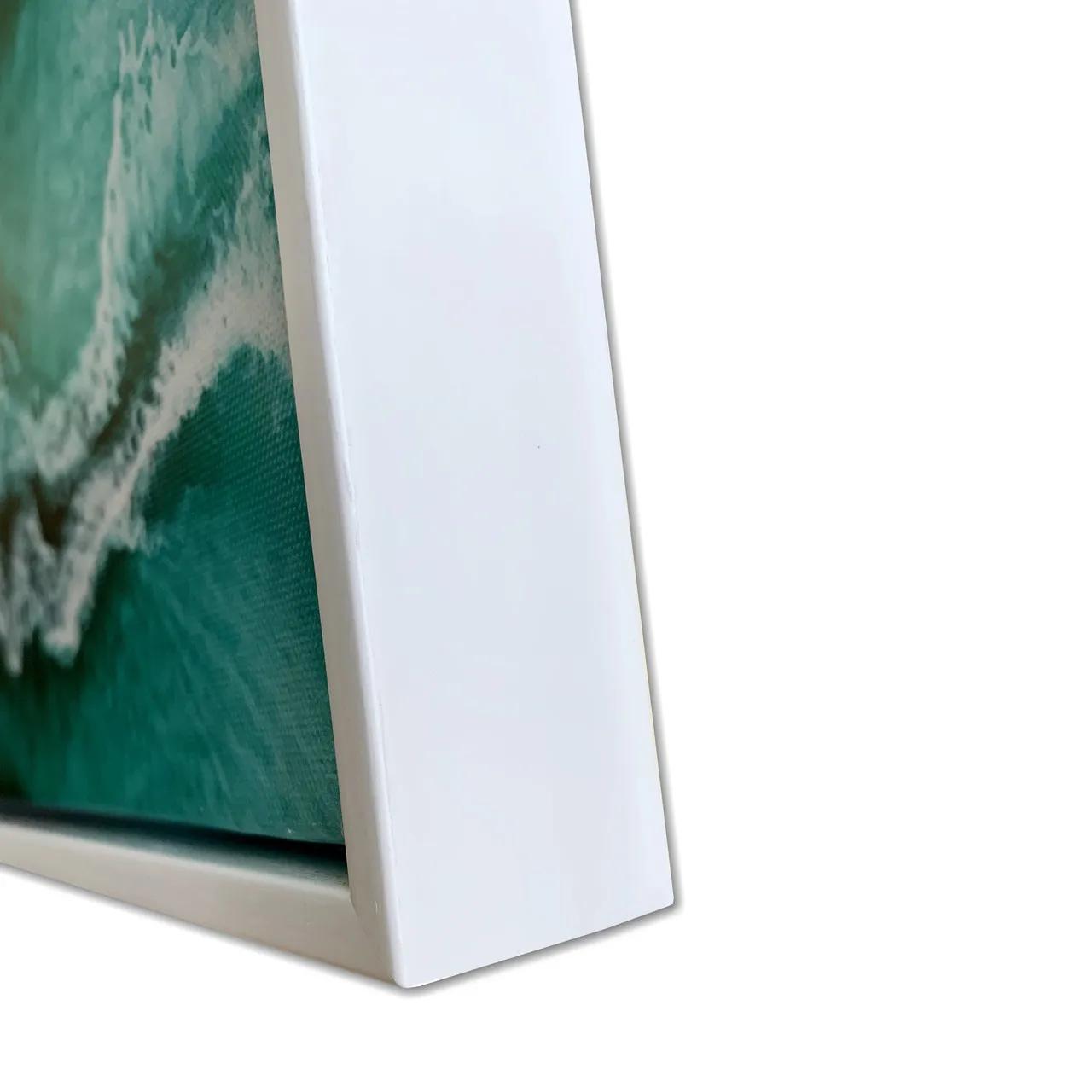 Quadro Decor Mar Abstrato 3