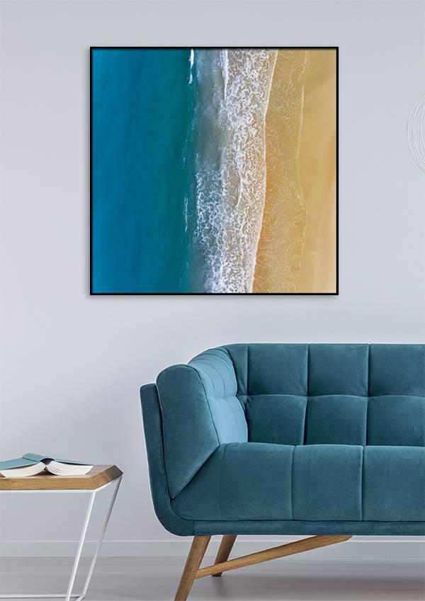Quadro Decor Mar Superior