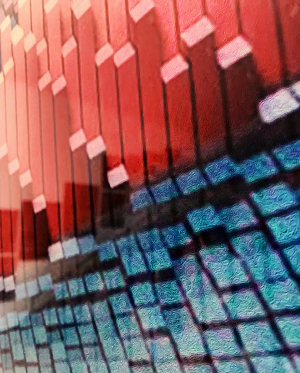 Quadro Decor Pixels em miniatura