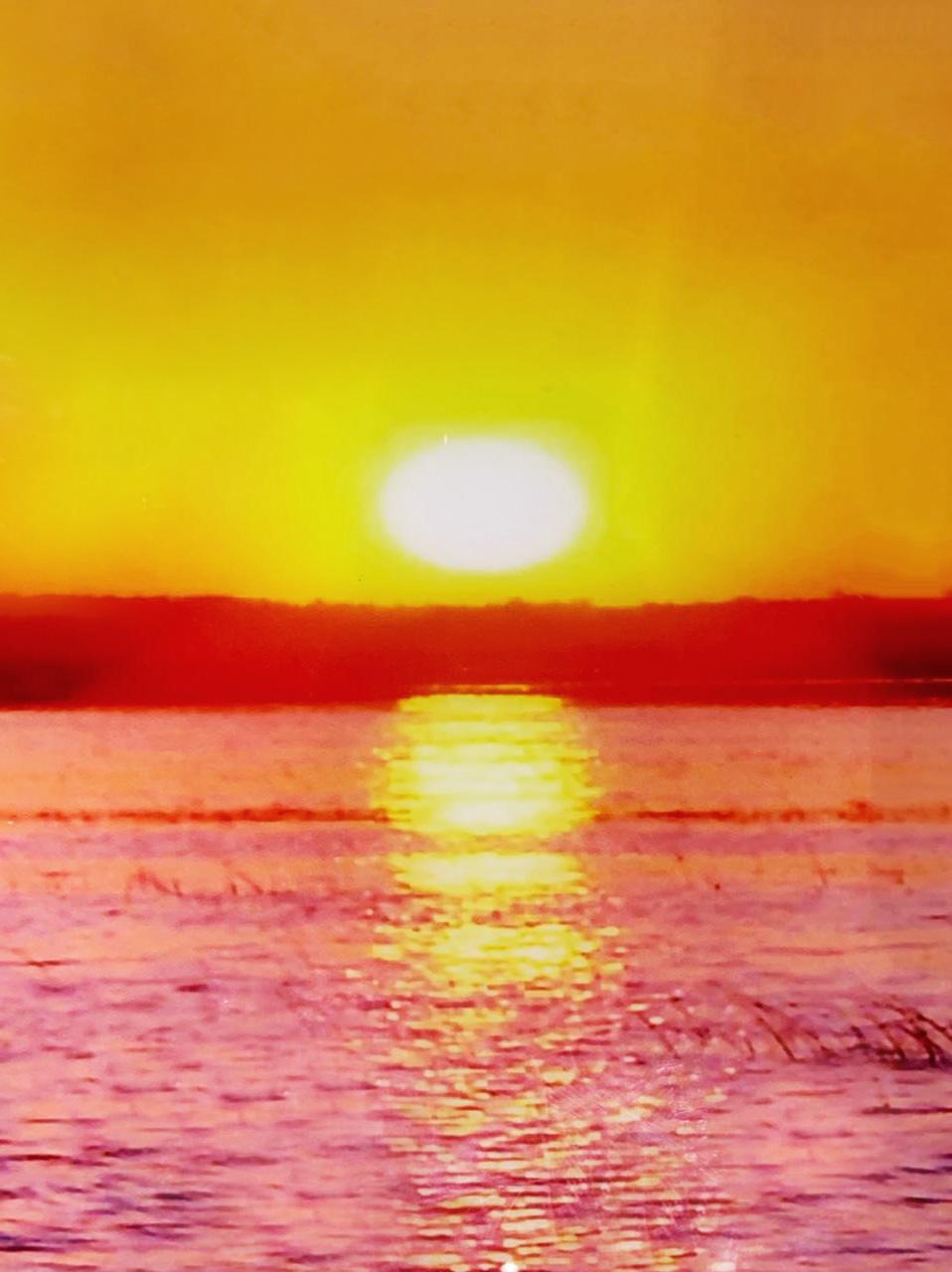 Quadro Decor Por do sol