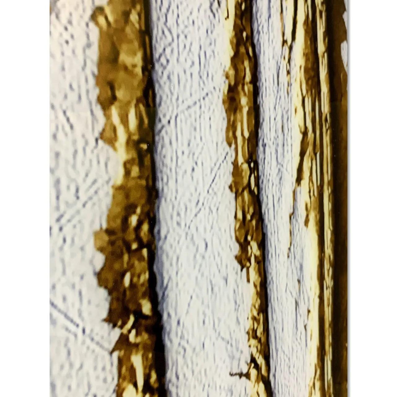 Quadro Decor Veios Dourados