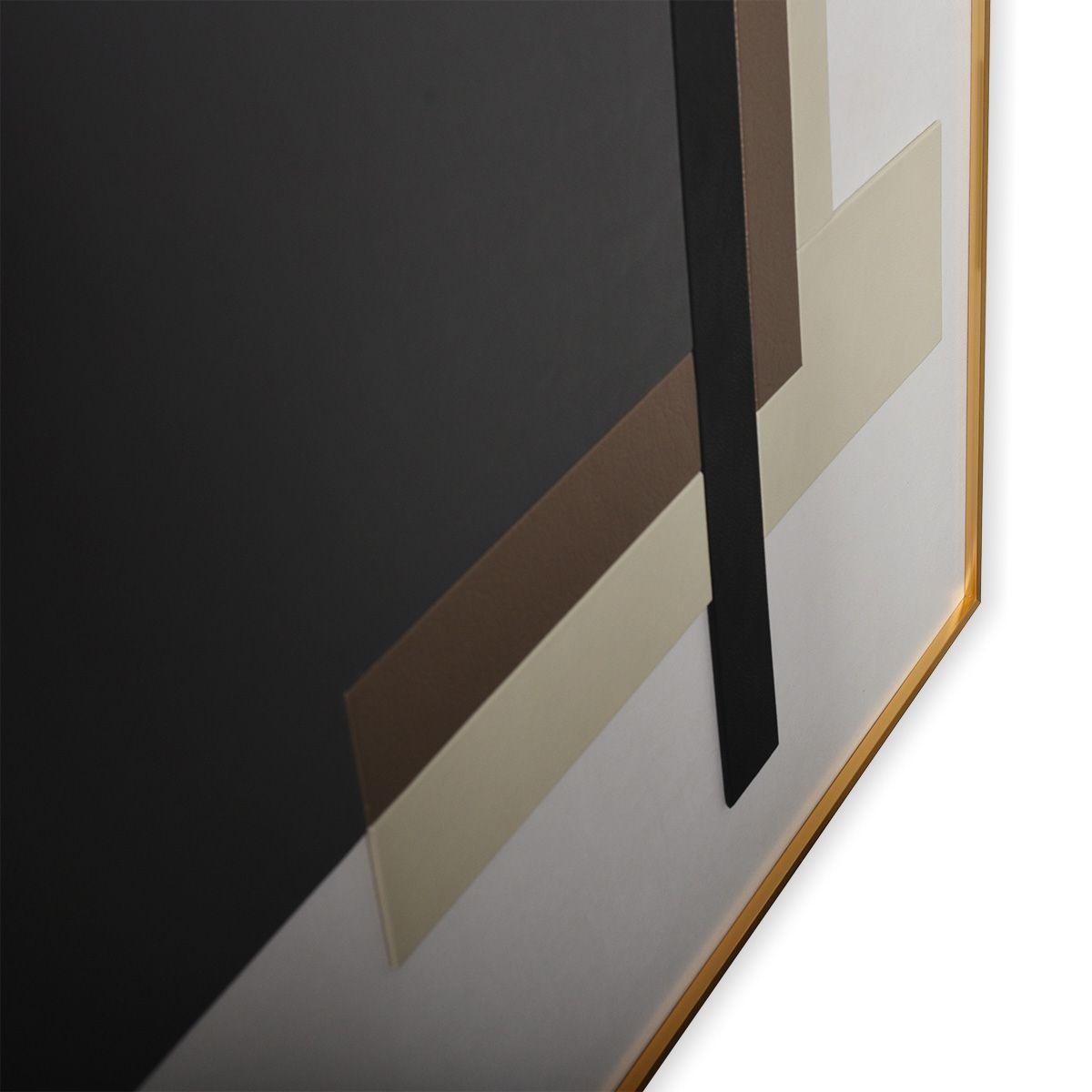Quadro Decor Coleção Abstrato Linear 1