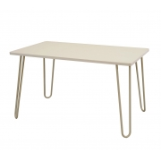 Mesa com tampo em PINUS | 80 x 130 cm MP130