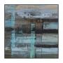 Quadro Decor Abstrato Pinceladas Robustas
