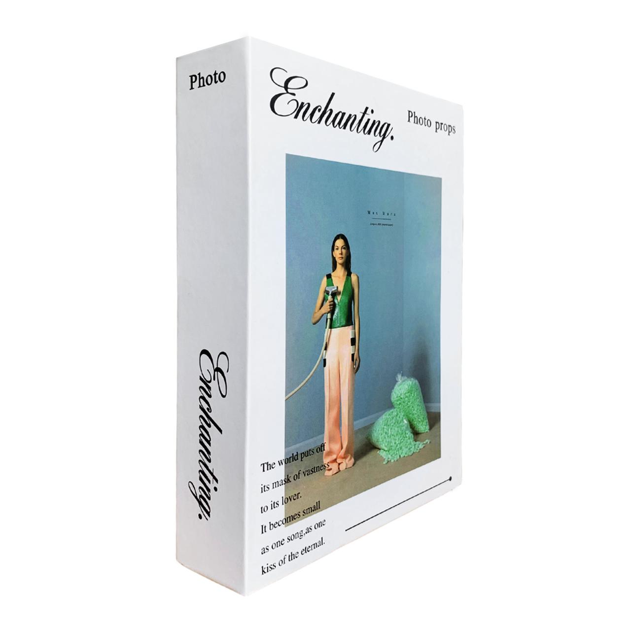 Caixa Livro Decorativa Enchanting